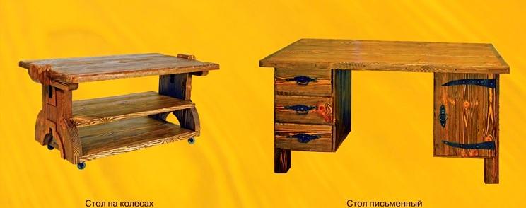 Мебель для гостиниц из дерева