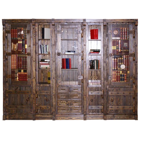 Шкаф книжный шк.