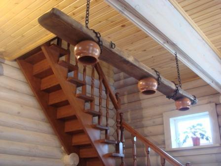 Светильники для деревянного дома своими руками